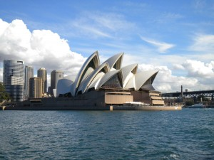 Sydney Opera House 2010, © Silvio Suter